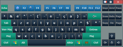 On-Screen Keyboard for Windows 7, Windows 10 | Comfort On-Screen