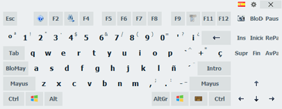 On-Screen Keyboard for Windows 7, Windows 10 | Comfort On